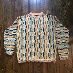 Vintage Coogi Sweater XXL